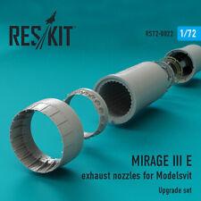 DUAL COMBO MIRAGE 4000 /& MIRAGE IIIE MODELSVIT 1//72 Plastic Kit