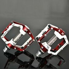 XPEDO MX-18 BMX MTB Pedal Face Off , Red X White