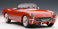 CHEVROLET CORVETTE 1954 rosso Autoart 1:18 AA71082