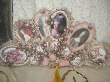 Romantic Marie Antoinette Card (Fan)