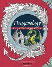 Dragonology Coloring Book (Paperback or Softback)