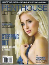 PENTHOUSE LETTERS DEC 2017 19TH ANNUAL WIFE WATCHING ISSUE