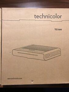 Kabel Modem Technicolor Router WiFi Model TC7200.20