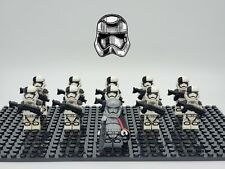 Star Wars Stormtrooper Captain Phasma Army Set 11pcs Army Lot