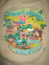 "2013 Jimmy Buffett ""Songs from St Somewhere"" Concert Tour (Lg) T-Shirt"