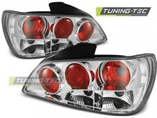Taillights For PEUGEOT 406 09.95-04.99 CHROME..