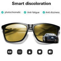 Aluminium HD Polarized Photochromic Sunglasses Men Retro Driving Glasses Eyewear