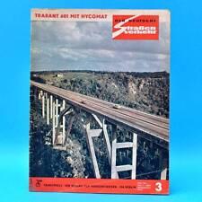 Der Deutsche Straßenverkehr 3/1965 DDR Fahrerflucht Sechstagefahrt Renntechnik C