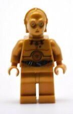C3P0 (Star Wars) 75136 sw0700 Gold Droid Cloud City Original LEGO Minifigure