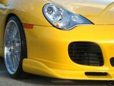 Porsche 911 996 Turbo C4S RUF style GT2  Front bumper Spoiler Lip