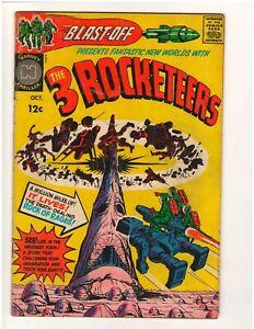 Blast Off #1, October 1965