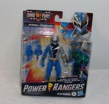 Blue Power Ranger. Dino Fury Power Rangers. Hasbro, 2020. Blue Ranger