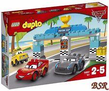 LEGO ® DUPLO ®: 10857 Piston Cup-corsa a CARS 3 & 0. € Spedizione & NUOVO & OVP!