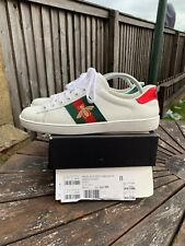 Gucci Ace bee sneakers 100% genuine as always. Very good used condition
