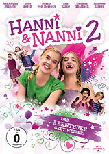 DVD * HANNI & ( UND ) NANNI 2 # NEU OVP +