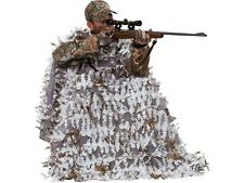 Ameristep Snow Hunter 3-D Chair Cover System Realtree AP Snow Camo BLIND COMBO