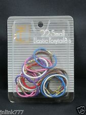 New TC 22x Small Elastic Ponytailers-64195