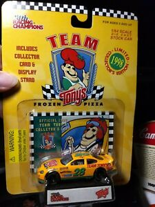 Racing Champions TEAM Tony's #28 w/Card and Stand - 1998 Collector's Edition