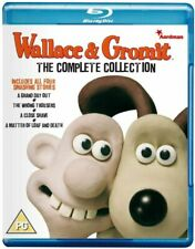 Wallace and Gromit: The Complete Collection (Blu-ray Disc, 2009)
