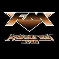 FM Indiscreet 30 CD Ristampa Extra Tracks NEW .cp