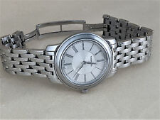 Auth Unisex Tiffany & Co. Stainless Steel Mark Atlas Watch