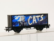 Märklin 4481.031 H0 Wagon transport de conteneurs / Wagon musical CATS