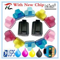 12 PK INK FOR HP 02 PHOTOSMART C6180 C6280 C7180 C7250 C7280 C8180 D7100 D7160