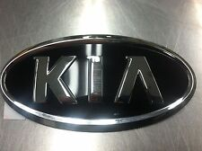 "NEW OEM KIA REAR TRUNK / HATCH EMBLEM / LOGO ""KIA"" FITS MANY VEHICLES SEE LIST"