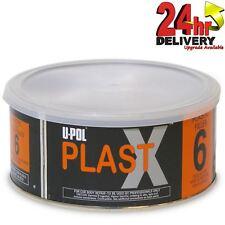 U-Pol Plast X GREY FILLER Plastic Bumper/Trim Paint PLAS/6 Aerosol 600ml