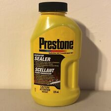 Prestone Radiator Sealer Stop Leak for Water Pump Radiator Heater Core Quick Fix