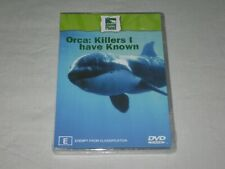 Orca: Killers I Have Known - Brand New & Sealed - Region 4 - DVD