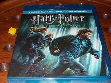 Harry Potter e i Doni della Morte parte 1 Dvd + Blu-Ray ..... Nuovo