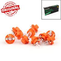 10pcs Sylvania 12V 1.1W BX8.4d Miniature Lumières Clignotants Ampoules AF