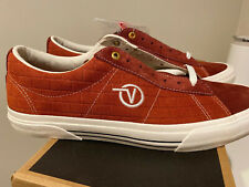 VANS SID PRO LTD X PASS-PORT Australia Skate Shoe Rare Red NOT SUPREME Men's 10