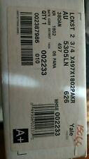 Yale Au5305Ln x 626 Lever Lockset,Mechanical,Storer oom New open box
