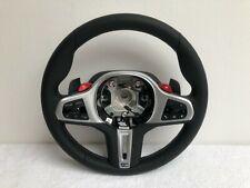 BMW M F90 F91 F92 Leather Steering Wheel Leather M-SPORT Original