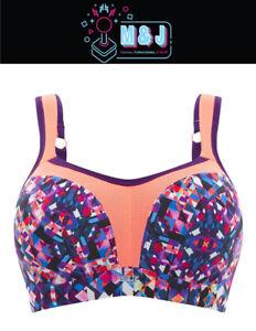 Panache Sports Bra- Kaleidosco (5021)  - (Aussie Seller)
