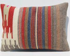 "20""x14"" home art pillow,rome organization,  turquoise wall art planter gift case"