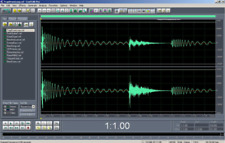 Cool Edit Pro 2.1 Multi-track Audio Editor With Additional Set of Filters
