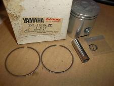 YAMAHA YZ80 PISTON KIT 2ND OVER YZ 80  3R1-11630-22-00