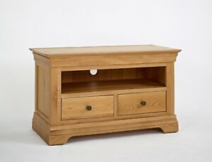 Normandy Oak Small TV Unit