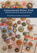 *NEW BOOK* on WWI Badges (ANZAC Red Cross Wattle Day Hospital Day YMCA etc)
