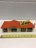 Vintage Toy 1968 Mattel Hot Wheels Howard Johnson's Supercharger Carwash Car USA