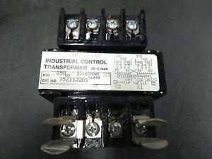 Harnischfeger 75Z1122D1 Control Transformer 115VAC 230/460VAC 1Phase .05 KVA