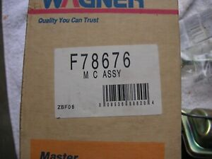 Brake Master Cylinder Wagner MC78676 Ford 72 - 87 ??                  my#2925dw4