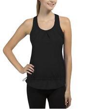 NEW 32 Degrees Cool Weatherproof Women's Active Yoga Tank Top Black XXL