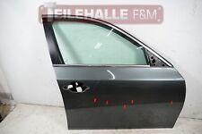 BMW E61 E60 5er Beifahrertür Tür vorne rechts Titangrau II Metallic A36 6925925