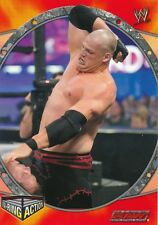 F7 KANE 2004 Topps WWE Apocalypse IN RING ACTION