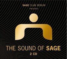 Sage Club Berlin-The Sound of Sage (2002, mixed) Turntablerocker, Shake.. [2 CD]