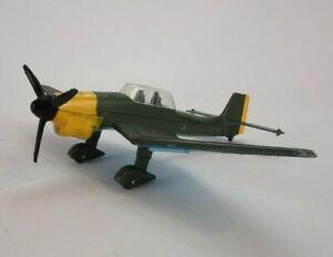 Vintage Dinky Toys Junkers JU 87 B Military Airplane